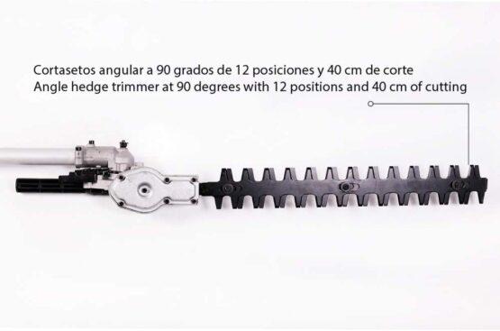 Kit Multicutter Goodyear. 42.7 cc 5