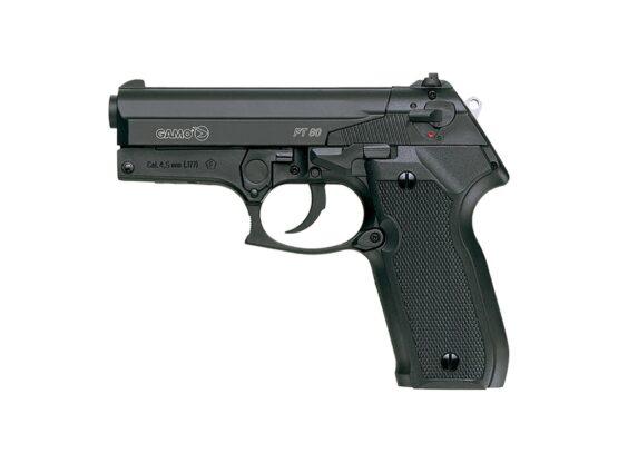 Pistola de Aire Comprimido Gamo PT-80 CAL. 4.5 1