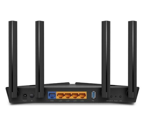 Router Tpl Archer Ax50 Wifi 6 Ax3000 Dual Band 3