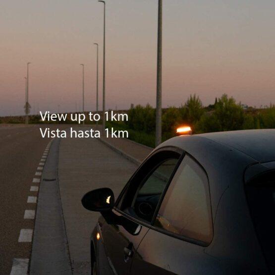 Safety Light Luz Led de Emergencia Goodyear para Autos/ V16 5