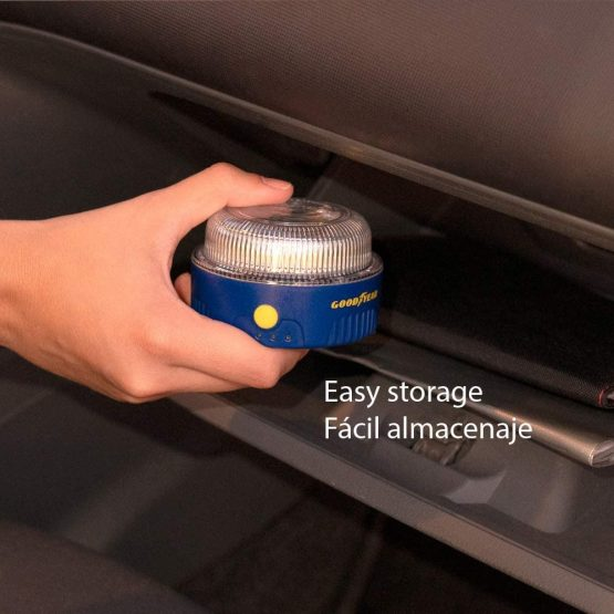 Safety Light Luz Led de Emergencia Goodyear para Autos/ V16 7