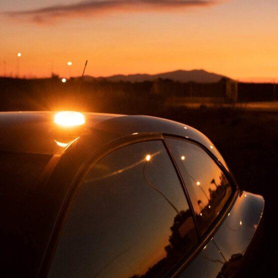 Safety Light Luz Led de Emergencia Goodyear para Autos/ V16 9