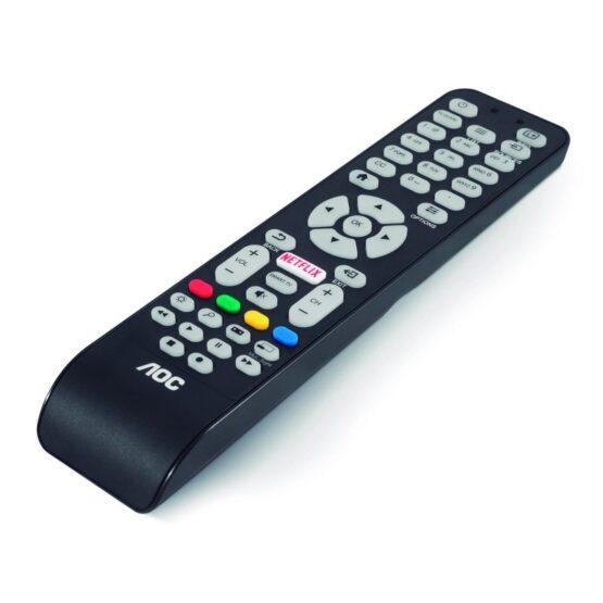 """Televisor AOCSmart TV 4K Ultra HD de 50"""" 3"""