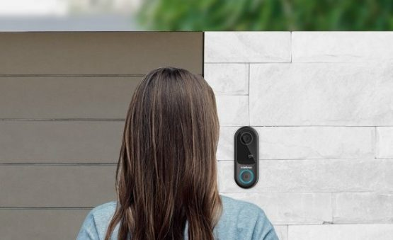 Video Portero Wi-Fi Intelbras Allo W3 2