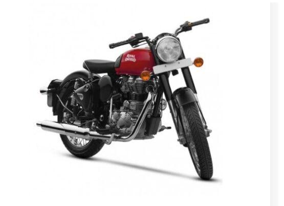 Motocicleta Royal Enfield Classic 500 2