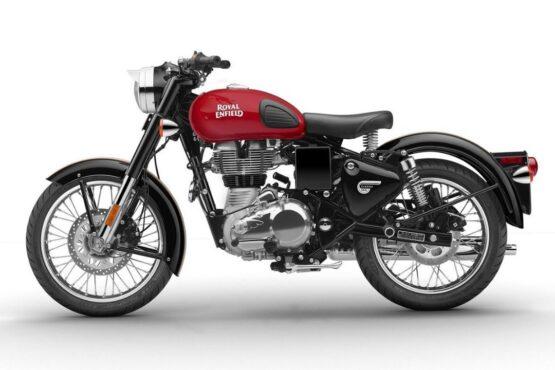 Motocicleta Royal Enfield Classic 500 3
