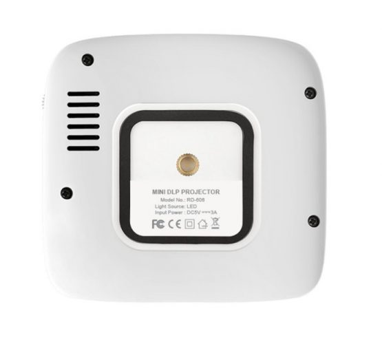 Mini Proyector Wifi Rigal Rd-606w 854x480 - 1000lm 7
