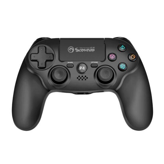 Gamepad Marvo PS4 Inalambrico Scorpion GT-64 1