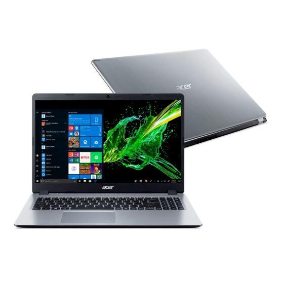 """Notebook Acer Aspire A515-43-R19L/ 15,6""""/ Ryzen 3/ 4Gb/ 128Gb/ Win10 1"""