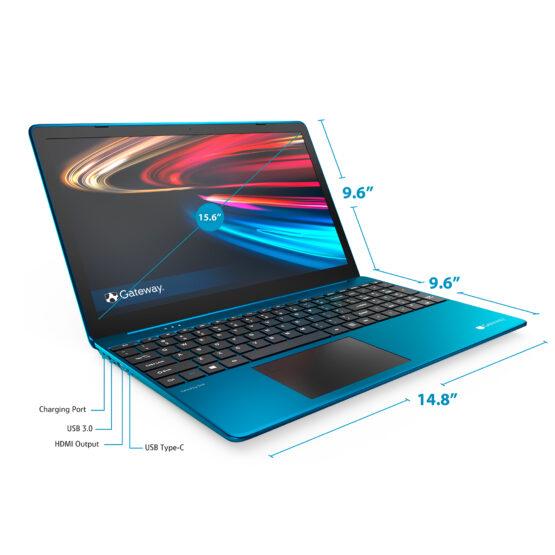 "Notebook Gateway 15,6"" / Core I5 / 16GB / 256GB / Win10 5"