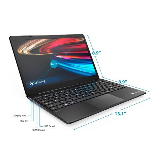 """Notebook Gateway GWTN141-4/ 14,1""""/ I5/ 16Gb/ 256Gb/ Win10 REFAA + Calculadora 3"""
