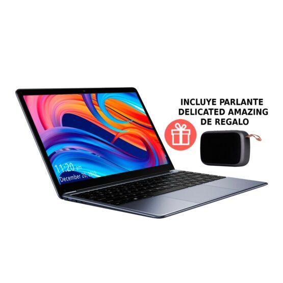 "Notebook Ultrabook Chuwi 14,1""/ J4105/ 8Gb/ 256Gb Win10 + Parlante 5"