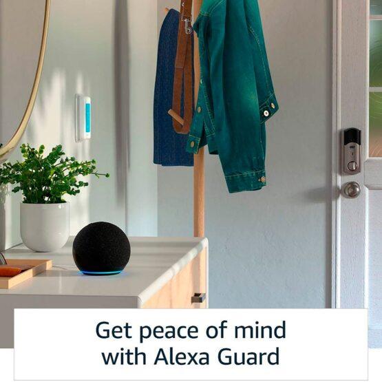 Parlante Amazon Echo Dot 4ta Gen Alexa Wifi Bluetooth 6