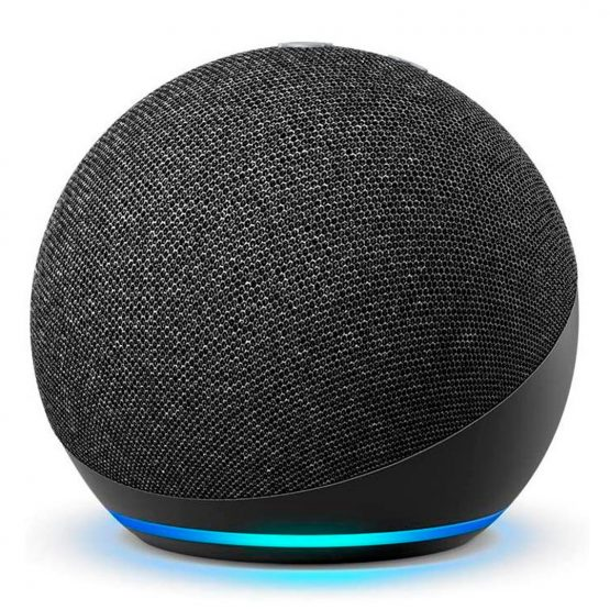 Parlante Amazon Echo Dot 4ta Gen Alexa Wifi Bluetooth 8