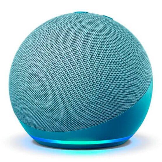 Parlante Amazon Echo Dot 4ta Gen Alexa Wifi Bluetooth 9
