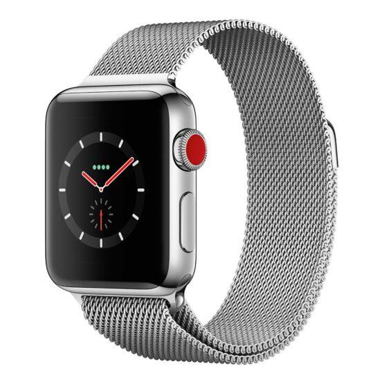 Reloj Inteligente Apple Watch Series 3 38mm 4G Wifi Bluetooth Gps REFA 1