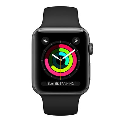 Reloj Inteligente Apple Watch Series 3 42mm Wifi Bluetooth Gps 4