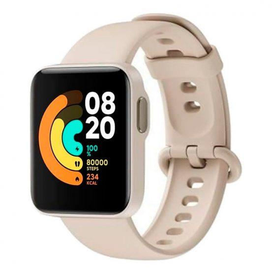 Reloj Inteligente Xiaomi Mi Watch Lite 5atm Bluetooth 1