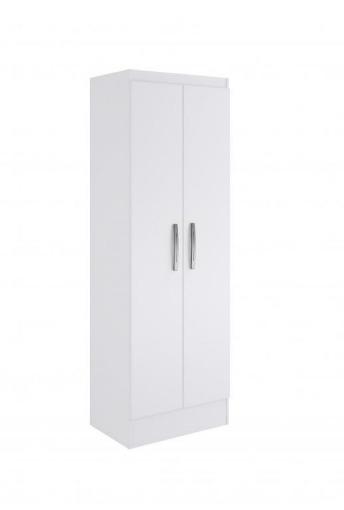 Ropero Unsi Furniture Utilitario Blanco 1