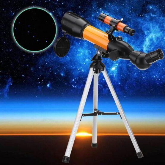 Telescopio Astronomico y Terrestre F36050G 120X 3