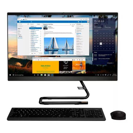 AIO Lenovo Ideacentre/ Core I3/ 4Gb/ 256Gb Win10/ REFAA 1