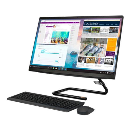 AIO Lenovo Ideacentre/ Core I3/ 4Gb/ 256Gb Win10/ REFAA 2
