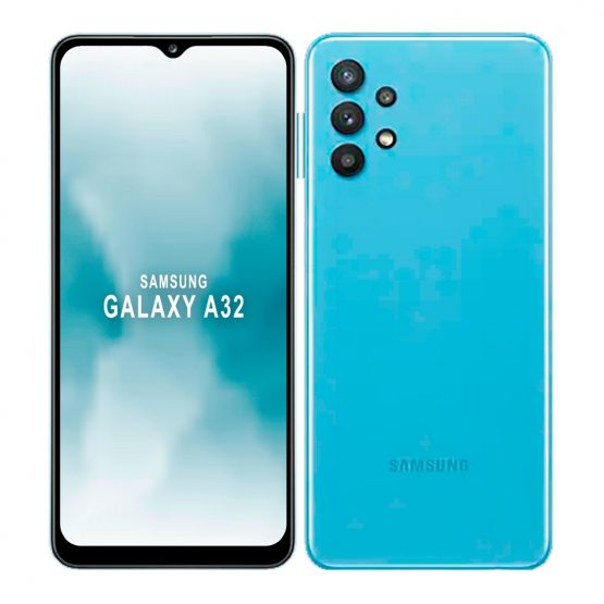 "Celular Samsung Galaxy A32 /6,4""/ 4Gb/ 128Gb/ Quad Cam 64mp 5"
