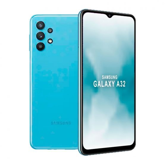 "Celular Samsung Galaxy A32 /6,4""/ 4Gb/ 128Gb/ Quad Cam 64mp 6"
