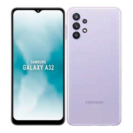 "Celular Samsung Galaxy A32 /6,4""/ 4Gb/ 128Gb/ Quad Cam 64mp 7"