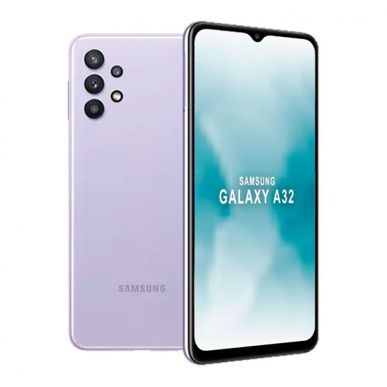 "Celular Samsung Galaxy A32 /6,4""/ 4Gb/ 128Gb/ Quad Cam 64mp 8"