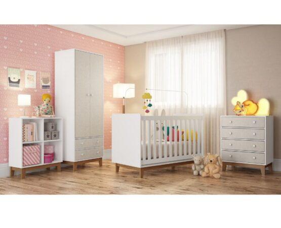 Estanteria Unsi Furniture Pina 4 Nichos 2
