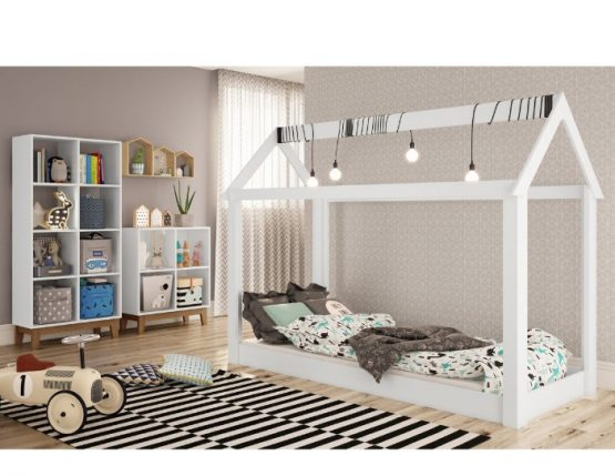Estanteria Unsi Furniture Pina 8 Nichos 2