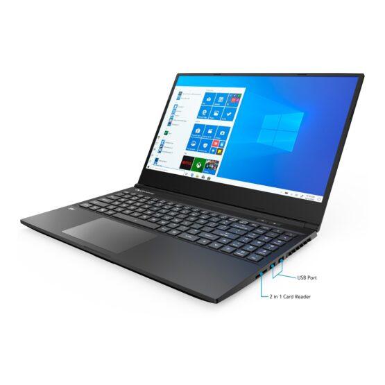 """Notebook Gaming Gateway GWTN156-2/ 15,6""""/ Ryzen 5/ 8Gb/ 256Gb/ REFAA 4"""