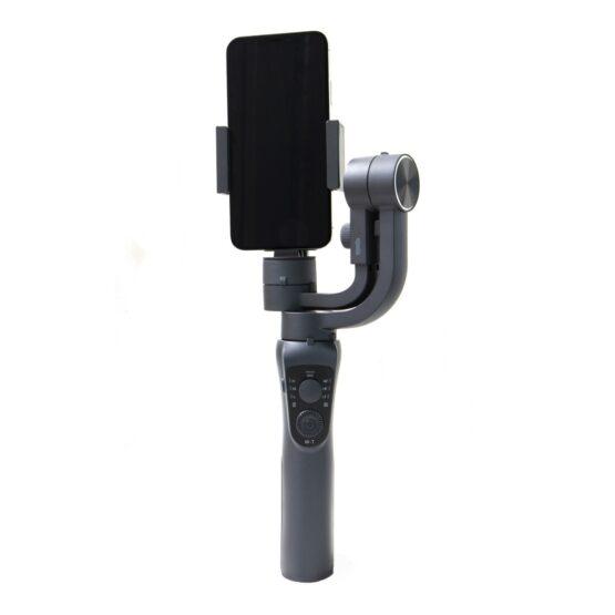 Gimbal Jx Robot S5b 3 Ejes Bluetooth Tripode 2