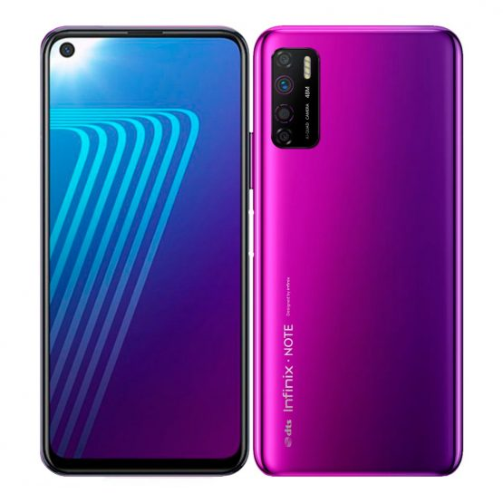 "Celular Infinix Smartphone Note 7 Lite/ 6,6""/ 4Gb/ 128Gb 3"