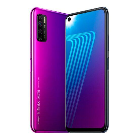 "Celular Infinix Smartphone Note 7 Lite/ 6,6""/ 4Gb/ 128Gb 4"