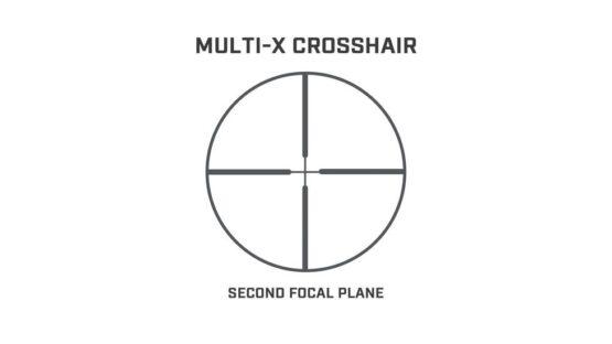 Mira Telescopica Bushnell Trophy 3-9X 50mm Multi-X Reticle 2