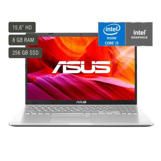 """Notebook Asus X509JA-BR207T /15,6""""/ Core I5/ 8Gb/ 256Gb/ Win10 1"""