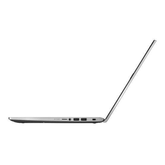 """Notebook Asus X509JA-BR207T /15,6""""/ Core I5/ 8Gb/ 256Gb/ Win10 2"""