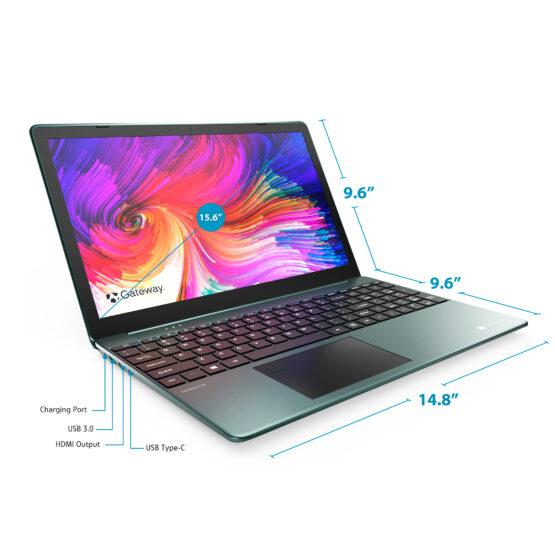 """Notebook Gateway 15,6""""/ Core I5/ 16Gb/256Gb / Win10 REFAA 11"""