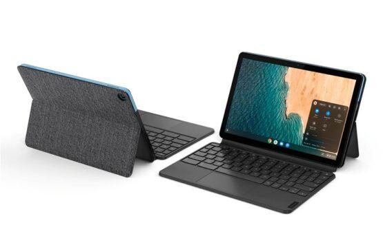 "2 En 1 Chromebook / Tablet Lenovo Ideapad/ 10""/ P60t/ 4Gb/ 128Gb Chrome REFAA 2"