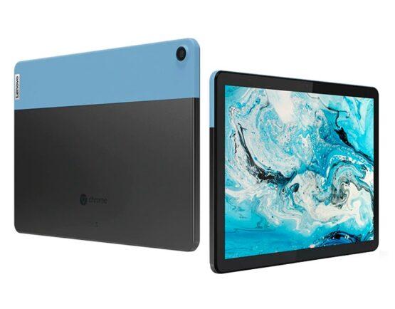 "2 En 1 Chromebook / Tablet Lenovo Ideapad/ 10""/ P60t/ 4Gb/ 128Gb Chrome REFAA 3"