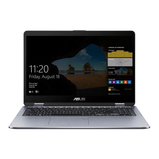 """2 en 1 Notebook Tablet Asus 15,6"""" / Core I5 / 2TB / Win10 Pro REFAA 3"""
