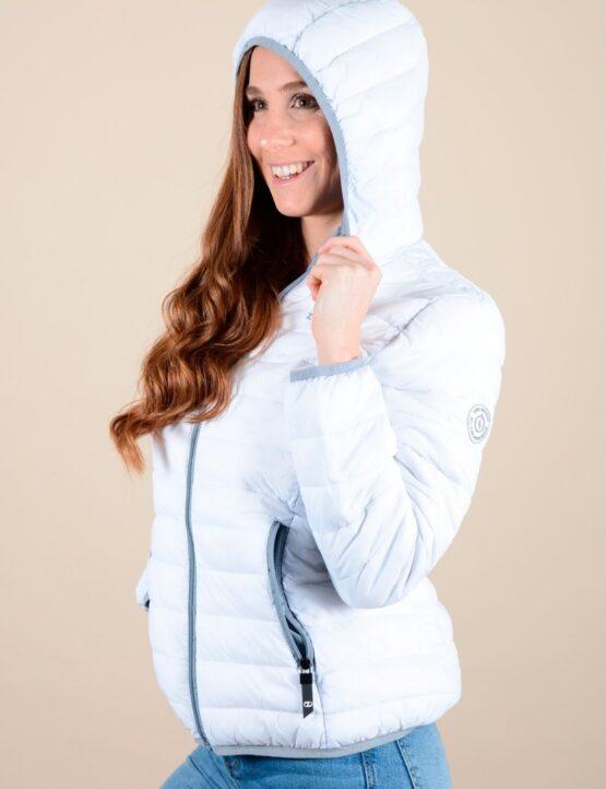 Campera de Dama Zenit Sport Inflada 3
