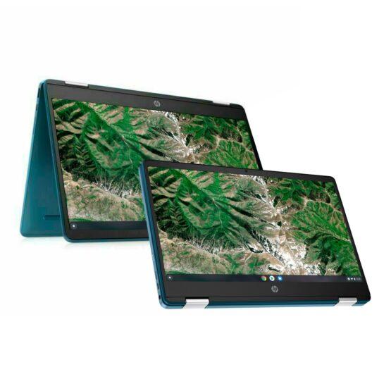 """2 en 1 HP Tablet / Chromebook X360 / 14""""/ 4Gb/ 64Gb REFAA 1"""