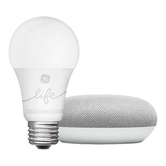 Kit Asistente Google Smart Light Starter 1