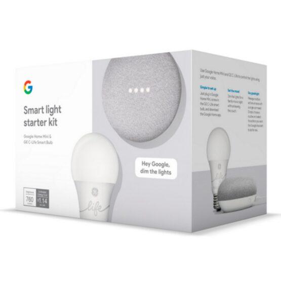 Kit Asistente Google Smart Light Starter 2