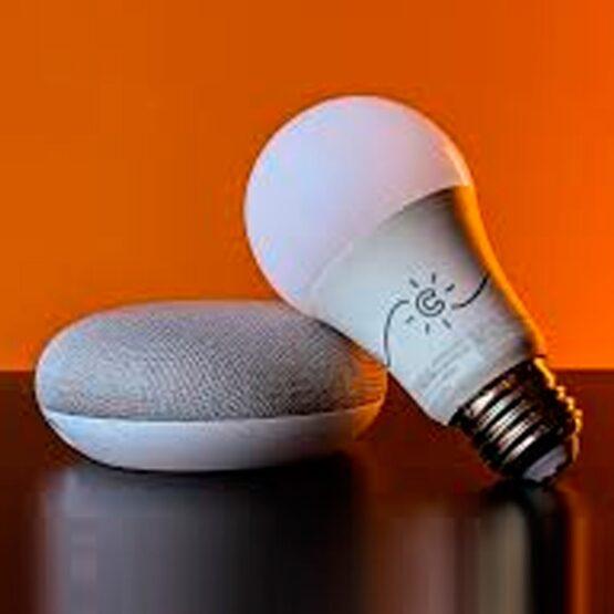 Kit Asistente Google Smart Light Starter 4