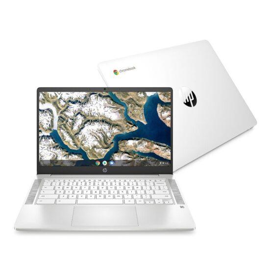 """Notebook Hp 14A-NA0031WM/ 14""""/ N5000/ 4Gb/ 64Gb/ Chrome REFAA 2"""