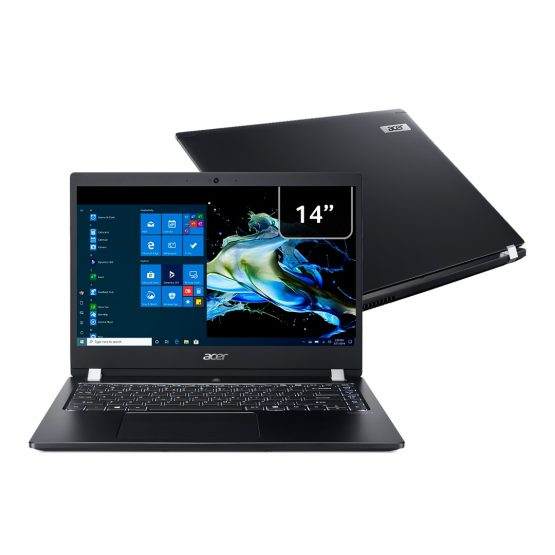 """Notebook Acer Travelmate X3/ 14""""/ Core I5/ 8Gb/ 256Gb/ Win10 Pro/ REFAA 2"""